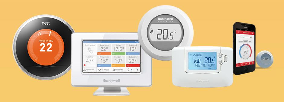Welke thermostaat past bij jouw huis?