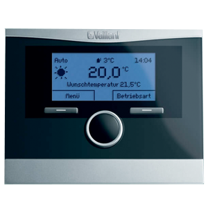 Vaillant calorMATIC 370 klokthermostaat