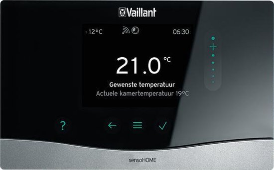Vaillant sensoHOME VRT380 thermostaat